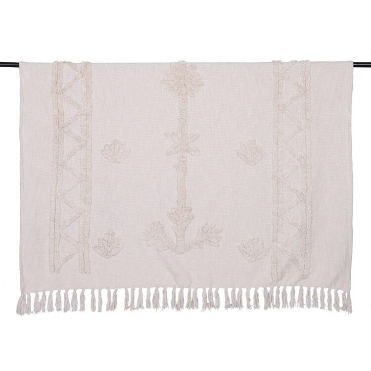 Ombre Home Country Living Tufted Throw