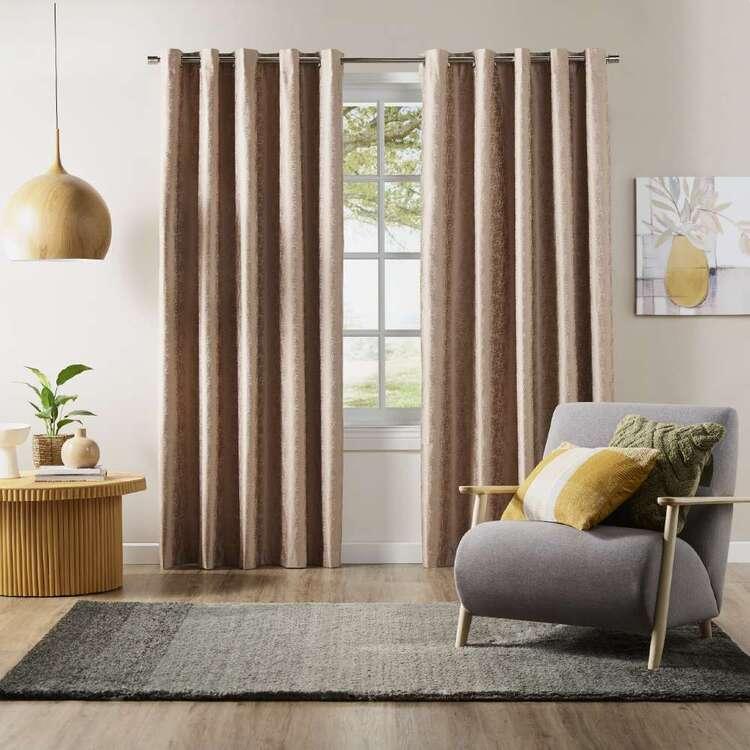 KOO Jaima Blockout Eyelet Curtains