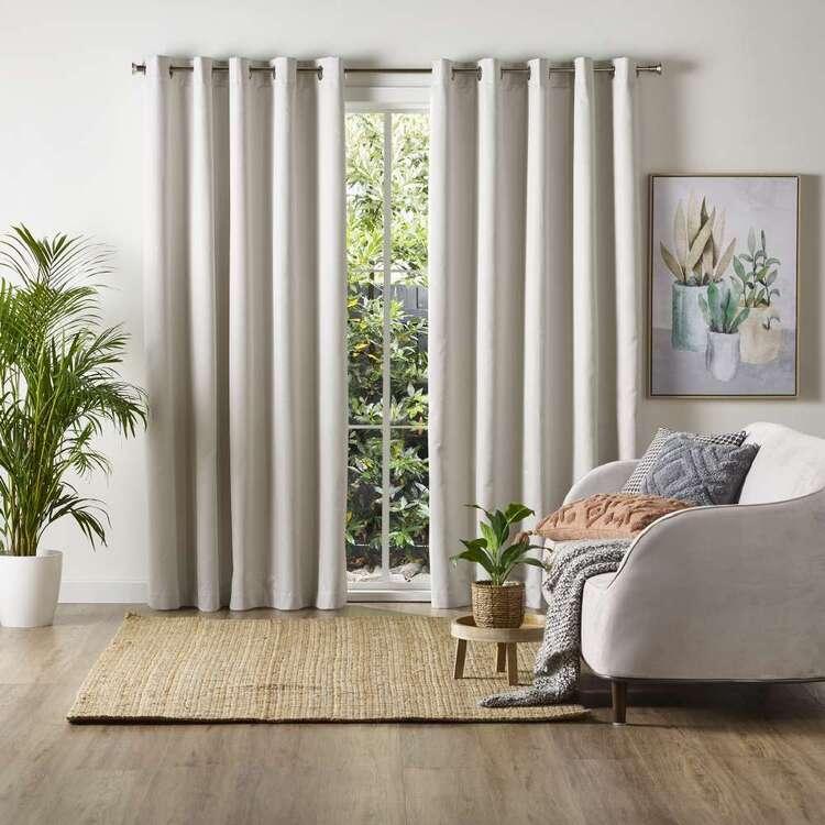 KOO Bahamas Blockout Eyelet Curtains