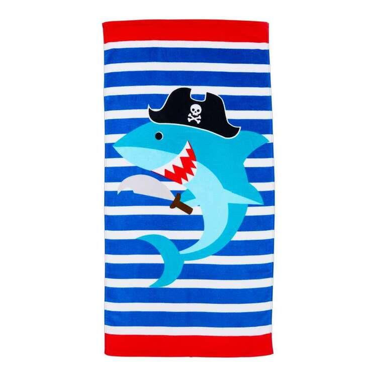 KOO Kids Treasure Beach Towel