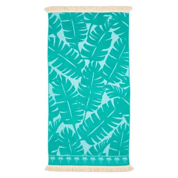 KOO Elite Australian Cotton Bahamas Beach Towel