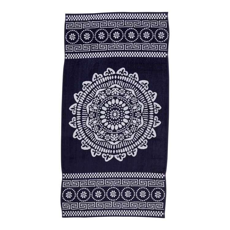 KOO Mandala Beach Towel