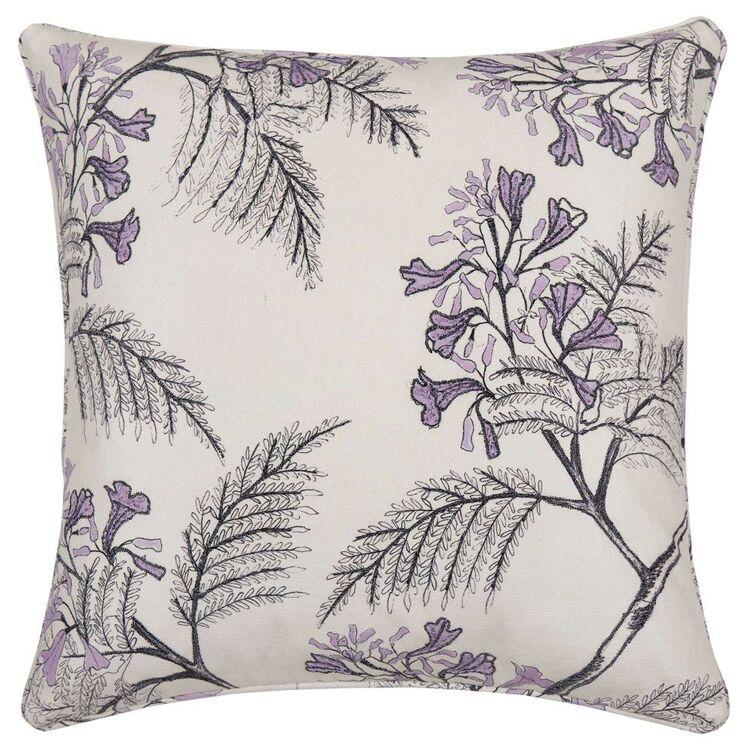 Logan & Mason Home Surrey Embroidered Cushion