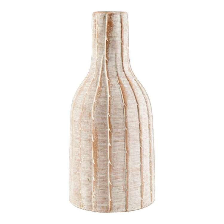 Living Space Nature's Habitat Ceramic Vase