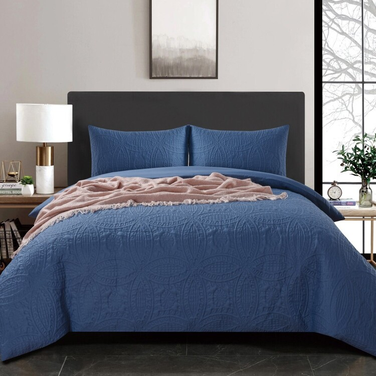 Emerald Hill Norwood Quilt Cover Set