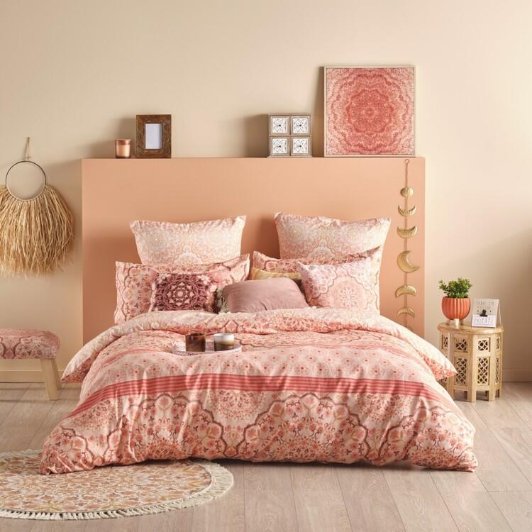 Ombre Home Golden Hour Boho Quilt Cover Set