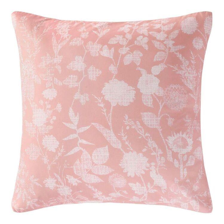 Ombre Home Golden Hour Botanical European Pillowcase