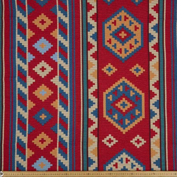 Aztec Printed 145 cm Suiting Fabric