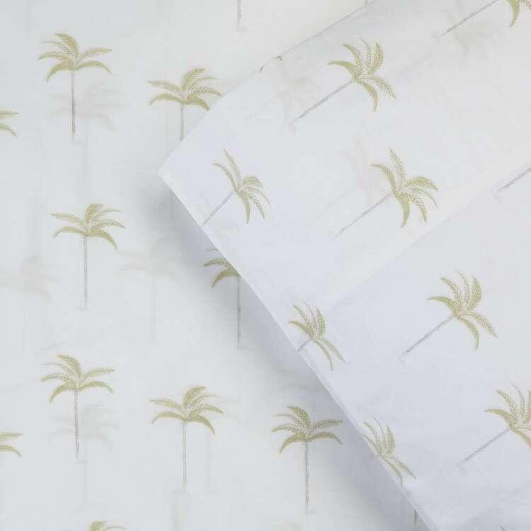 KOO Montego Washed Cotton Sheet Set