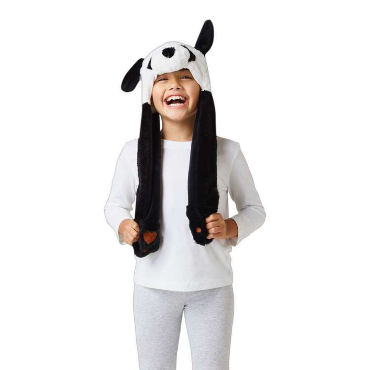 Spartys Panda Moving Ear Hat