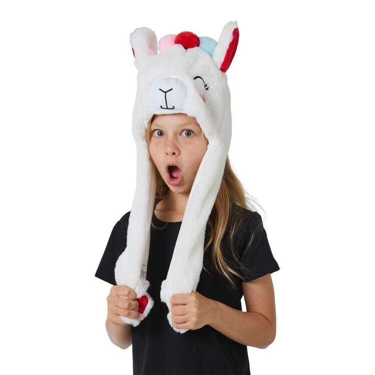 Spartys Llama Moving Ears Hat