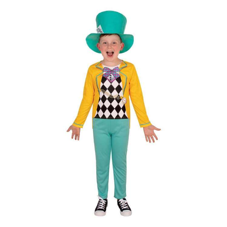 Mad Hatter Classic Kids Costume