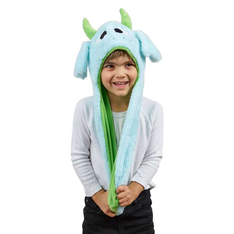 Spartys Monster Moving Ears Hat