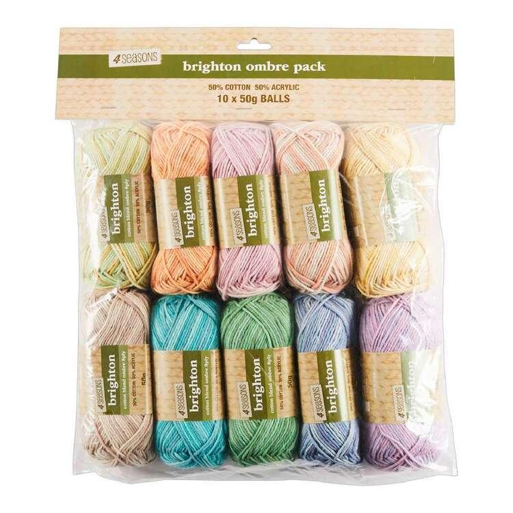 4 Seasons Brighton Ombre 10 Pack Yarn