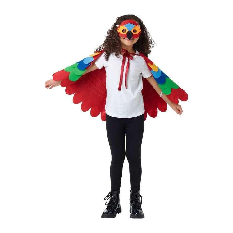Spartys Kids Felt Parrot Wings Set