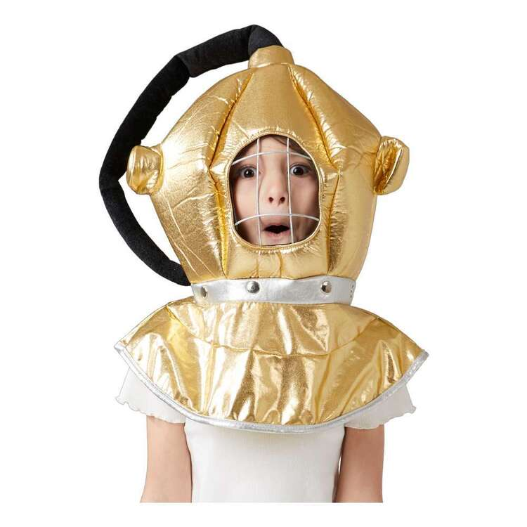 Spartys Scuba Diver Plush Helmet