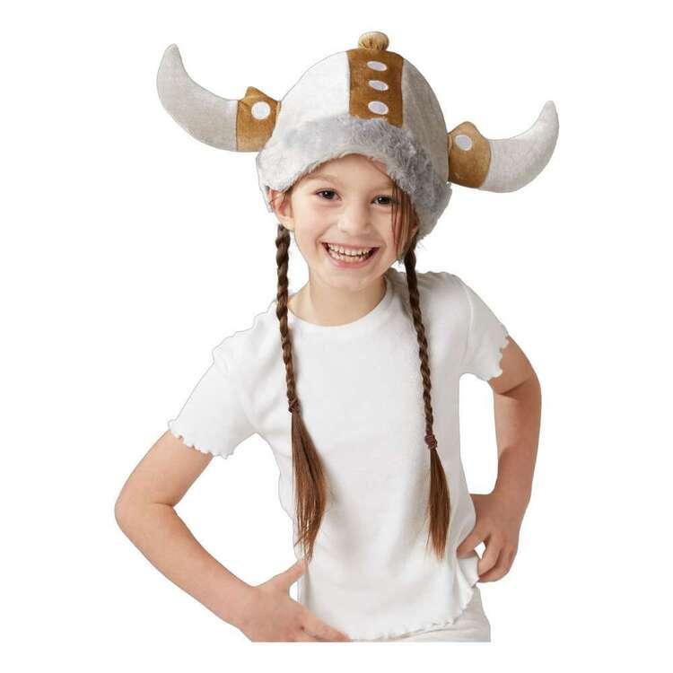 Spartys Plush Viking Helmet