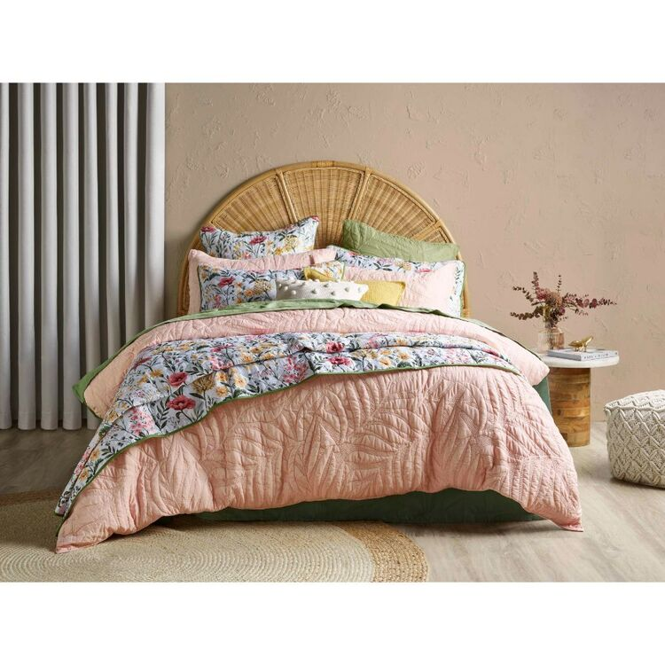 KOO Fiona Quilted Coverlet