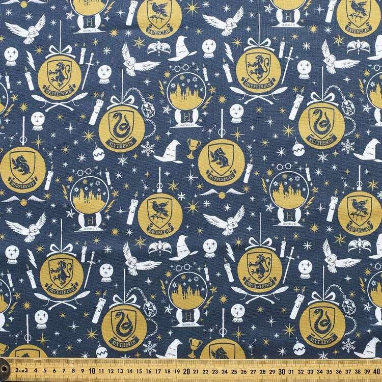 Harry Potter Baubles Cotton Fabric