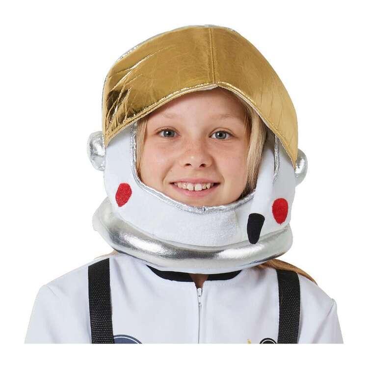 Spartys Kids Plush Astronaut Helmet