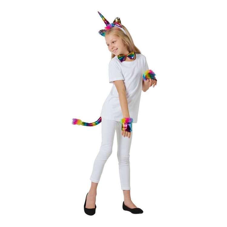 Spartys Unicorn Kids Accessory Kit