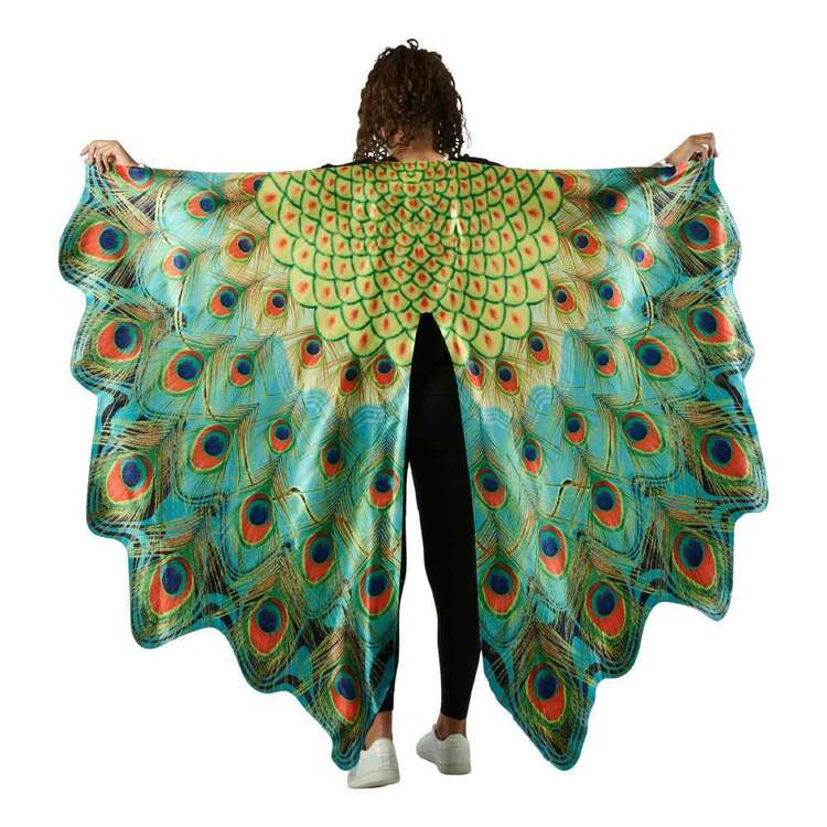 Spartys Peacock Adult Cape
