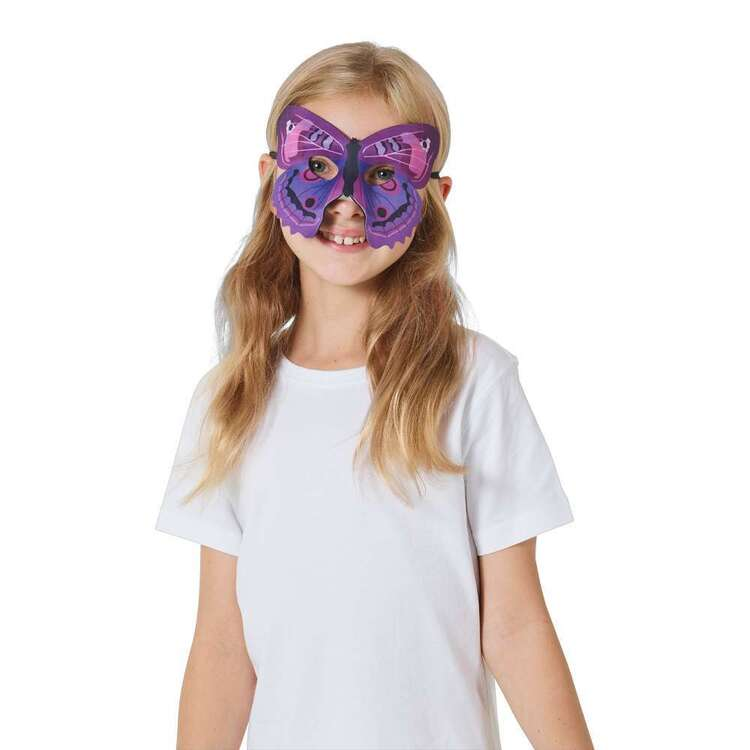 Spartys Kids Butterfly Mask