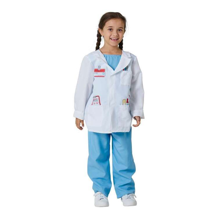Spartys Kids Doctor Costume