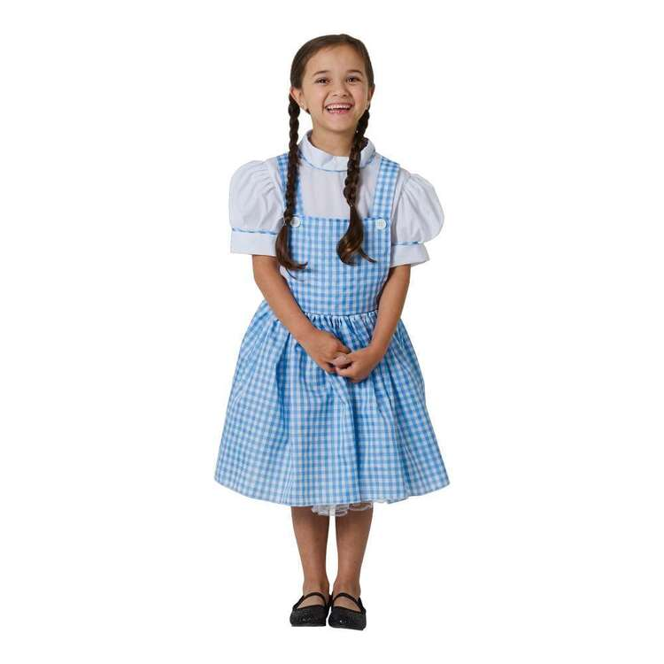 Spartys Kids Gingham Dress