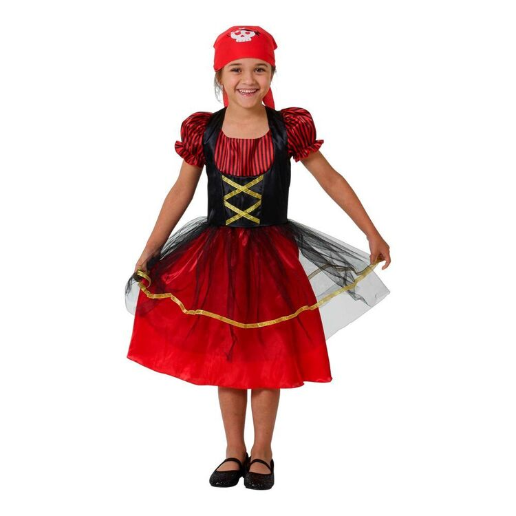 Spartys Kids Pirate Dress