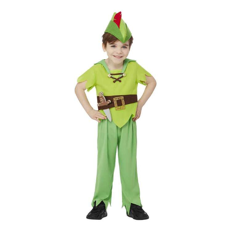 Spartys Deluxe Lost Boy Kids Costume