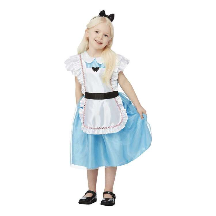 Spartys Deluxe Tea Party Kids Costume