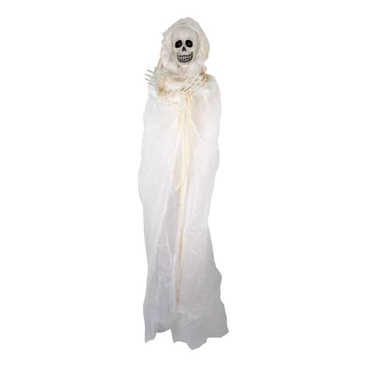 Spooky Hollow Hanging Ghost With Lights