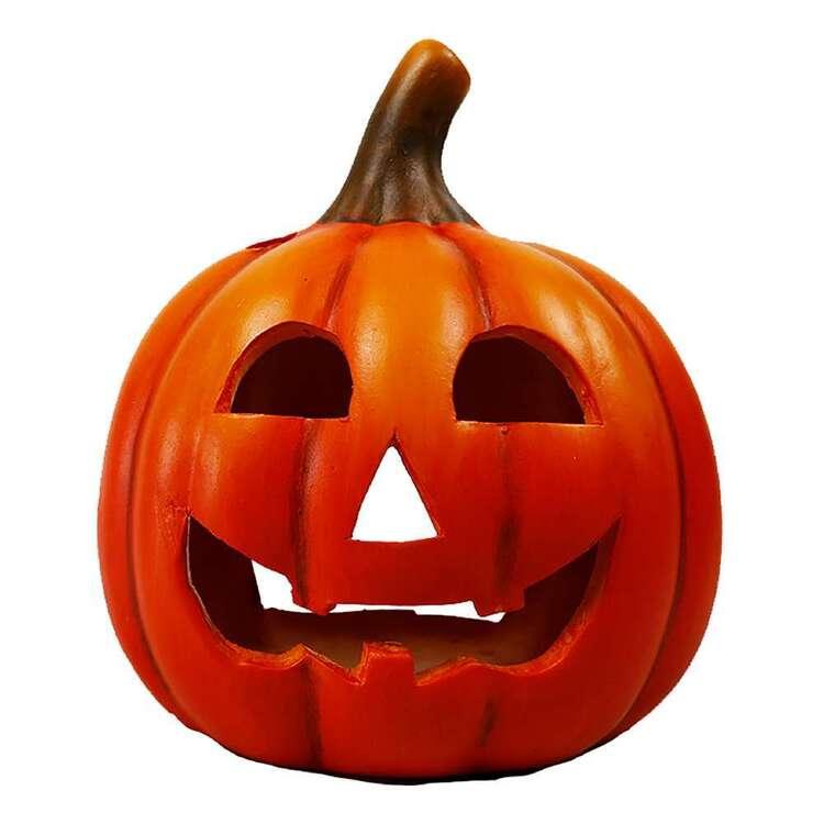 Spooky Hollow Ceramic Jack O'Lantern