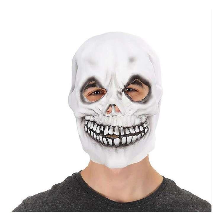 Spooky Hollow Latex Skull Mask