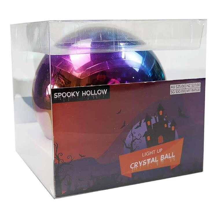 Spooky Hollow Light Up Crystal Ball