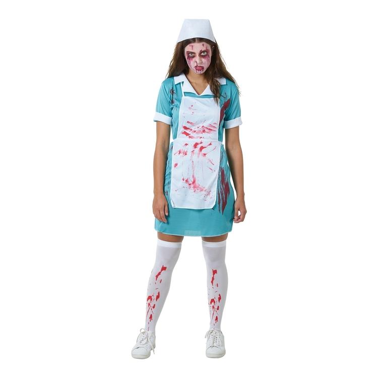 Spooky Hollow Adult Nurse Uniform Costume