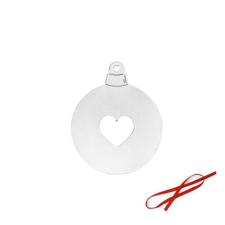 ImpressArt Heart Ornament Project Kit 3 Pack