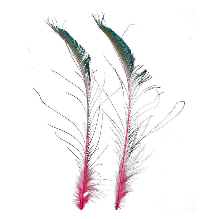 Maria George Two Tone Spine Feather 2 Pack