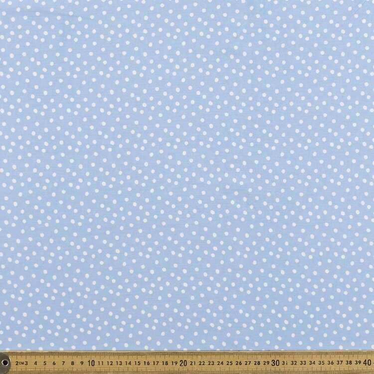 Spotto Printed 135 cm Rayon Fabric