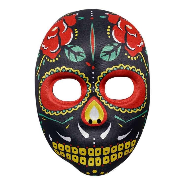 Spooky Hollow Sugar Skull Mask