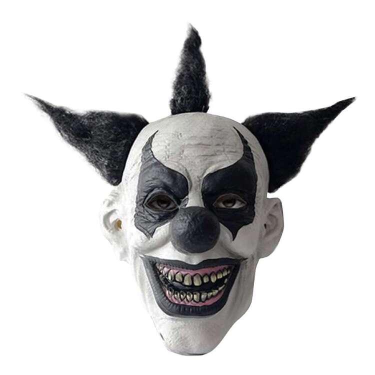 Spooky Hollow Clown Latex Mask