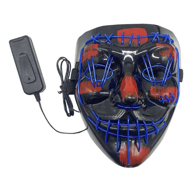 Spooky Hollow LED Mask