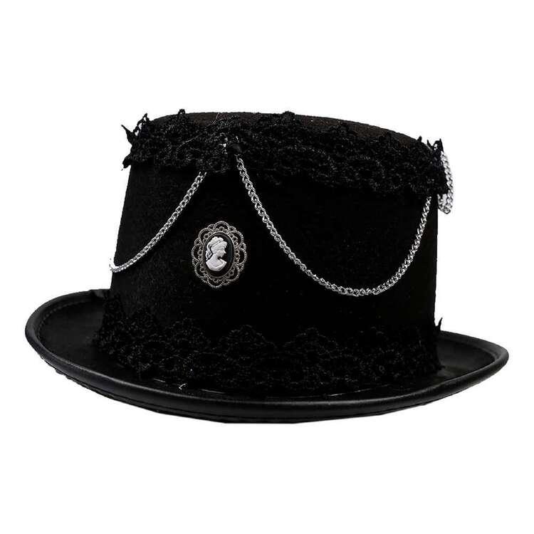 Spooky Hollow Victorian Top Hat