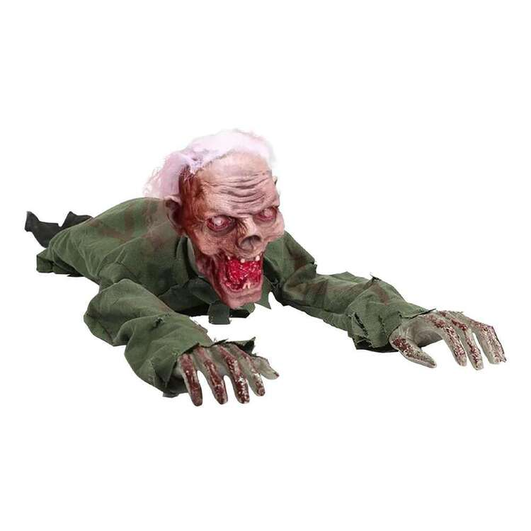 Spooky Hollow Crawling Zombie