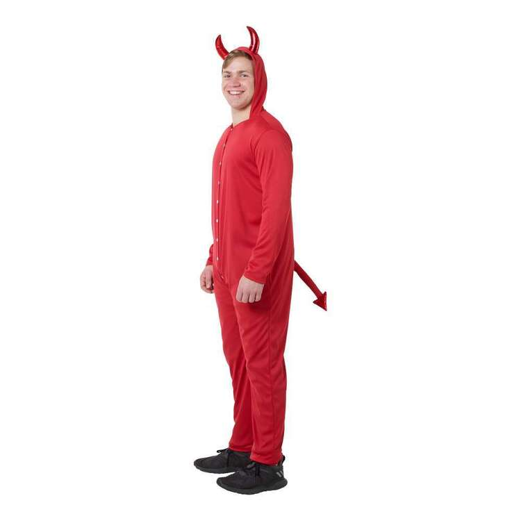 Spooky Hollow Adult Devil Onesie