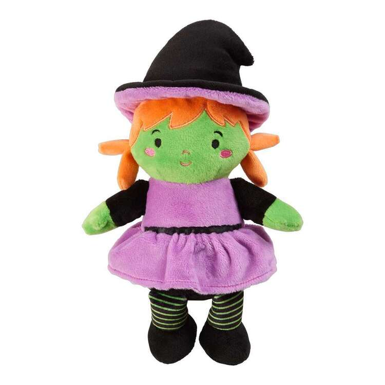Spooky Hollow Plush Witch