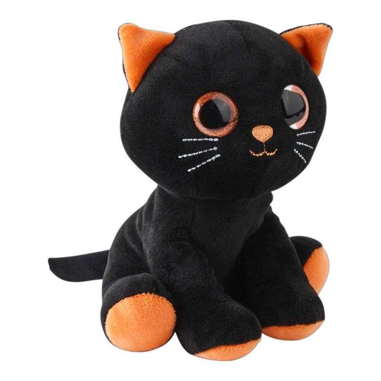 Spooky Hollow Plush Black Cat
