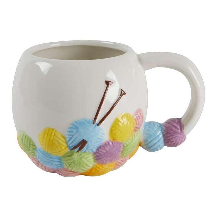 Sew Tasty Yarn Multicoloured Mugs