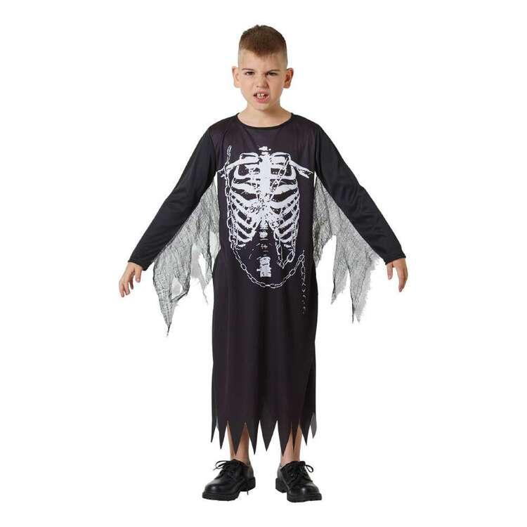 Spooky Hollow Kids Grim Reaper Robe Costume